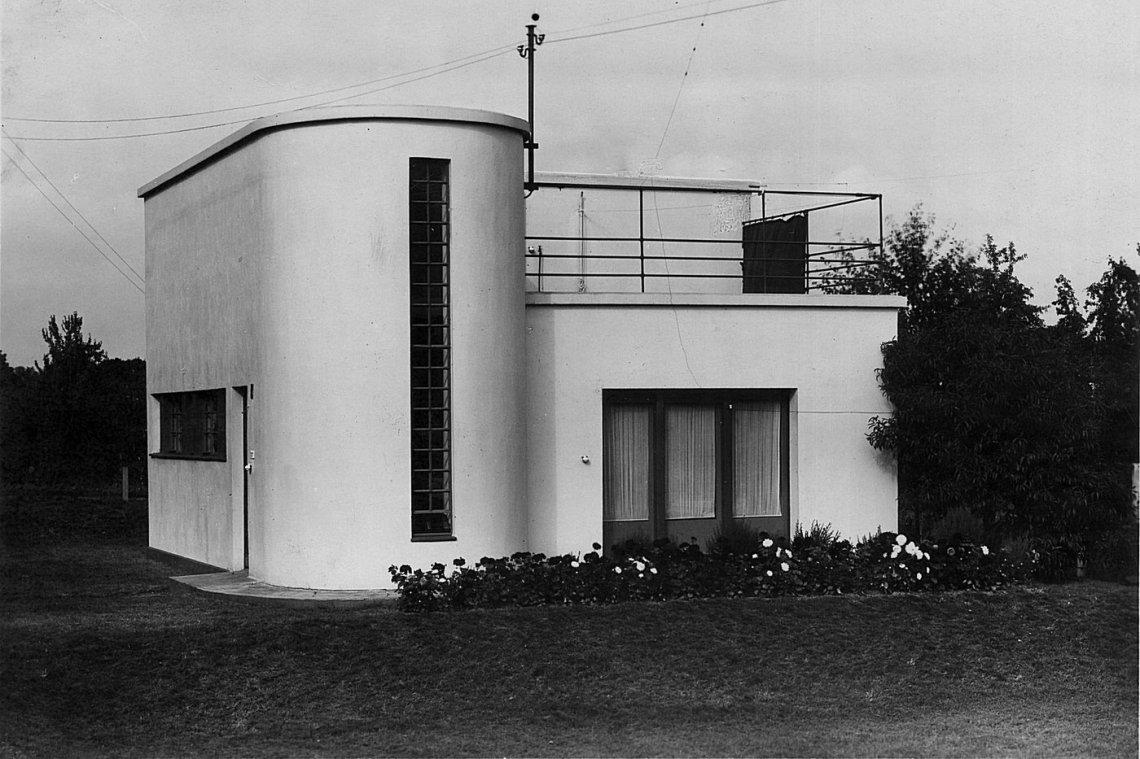 Carl Fieger architecture