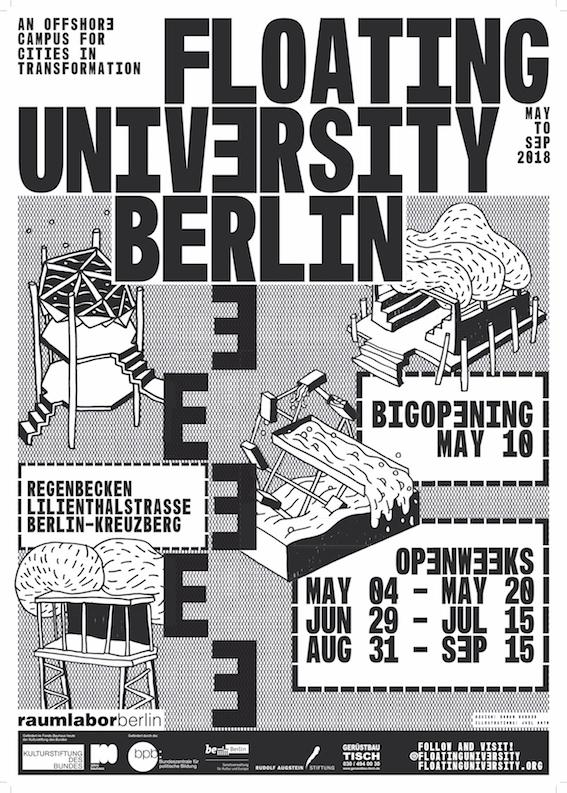floating university : bauhaus100.de